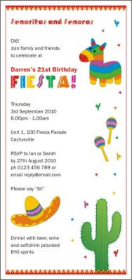 Mexican Party Invitations is best invitation example